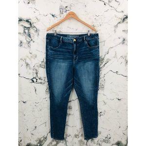 American Eagle Super Stretch Hi-Rise Jegging Jeans